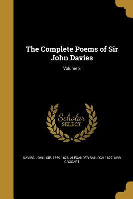 COMP POEMS OF SIR JOHN DAVIES