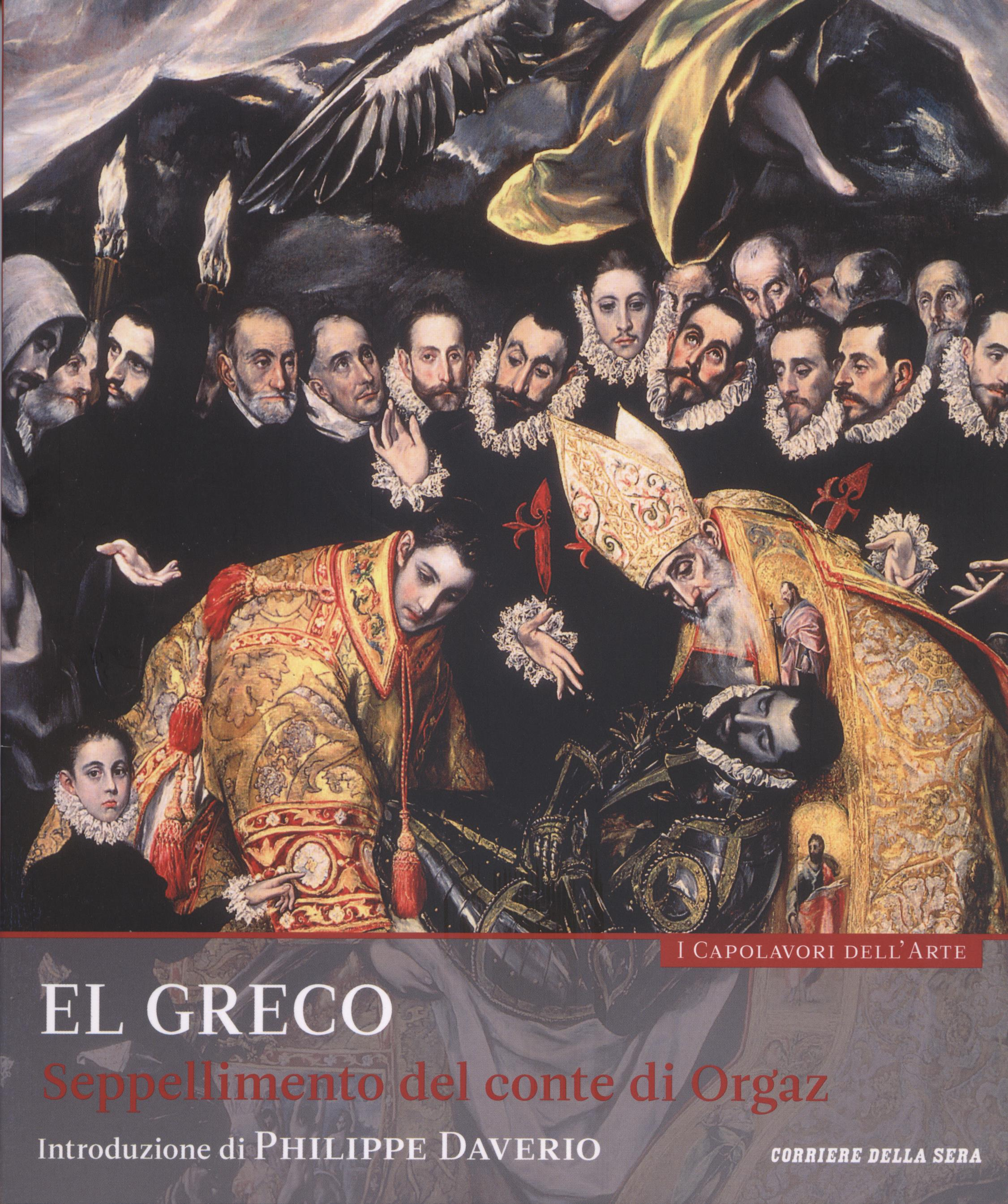 El Greco - Seppel�...