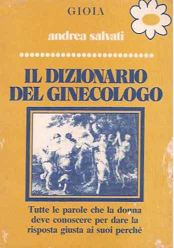 Il dizionario del ginecologo