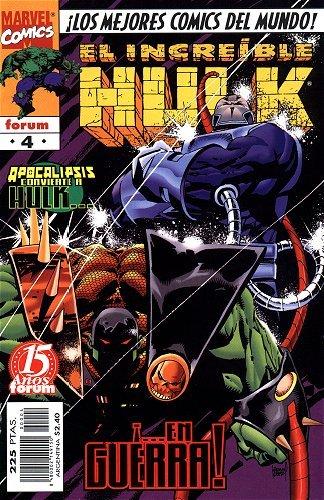 Hulk Vol.3 #4