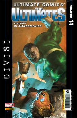 Ultimate Comics: The Ultimates n. 14