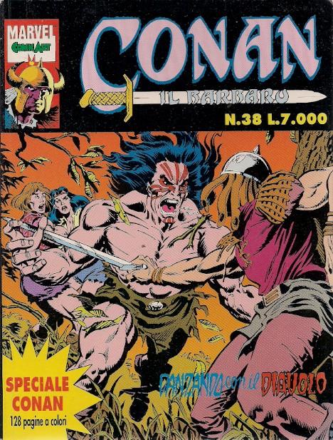 Conan il barbaro Col...