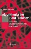Algorithmics for Har...