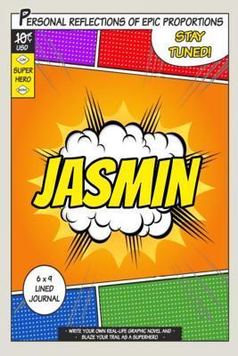 Superhero Jasmin Journal