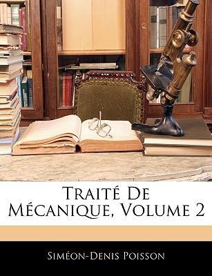Traité De Mécanique, Volume 2