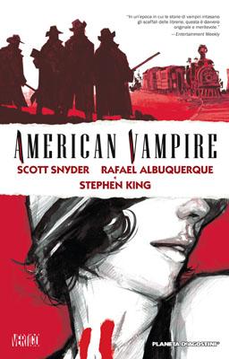 American Vampire, Vo...