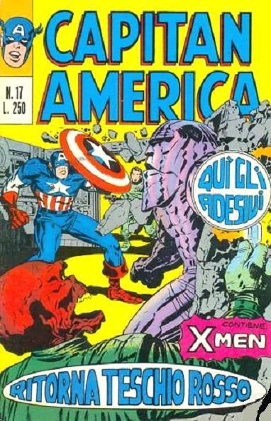 Capitan America n. 17