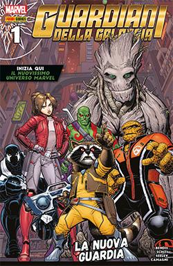 Guardiani della Galassia #33