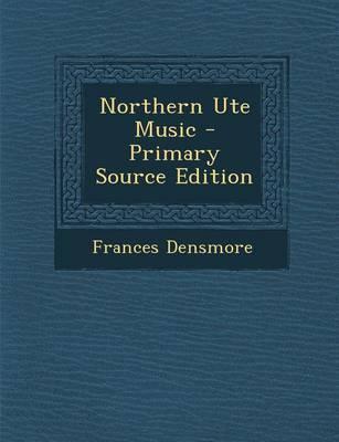 Northern Ute Music