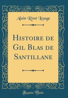 Histoire de Gil Blas...