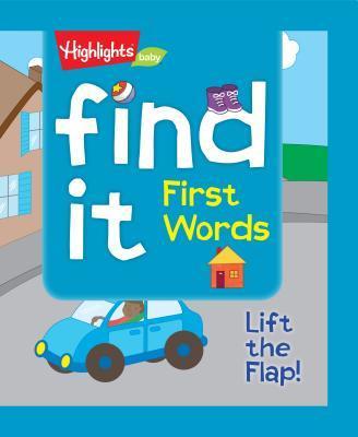 Find It First Words