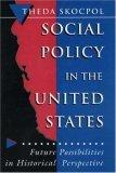 Social Policy in the United States