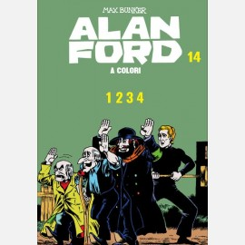 Alan Ford a Colori n. 14