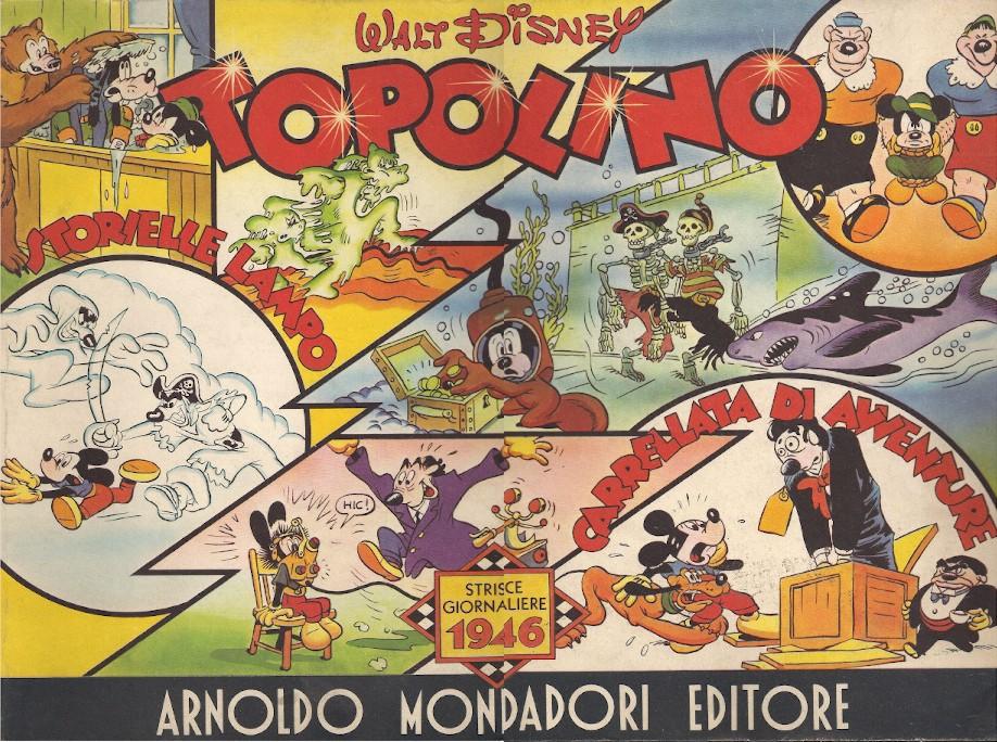 Topolino - Strisce giornaliere 1946