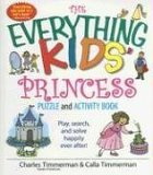 The Everything Kids' Princess Puzzle and Activity Book
