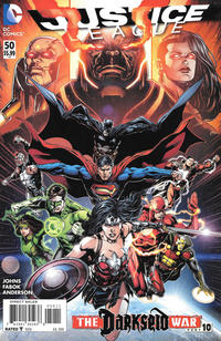 Justice League Vol.2 #50