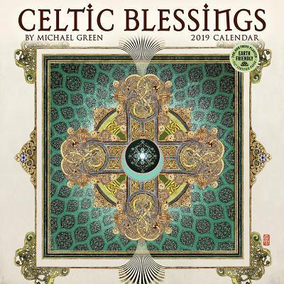 Celtic Blessings 2019 Calendar