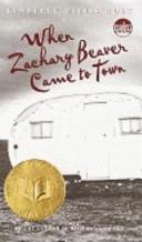 When Zachary Beaver ...
