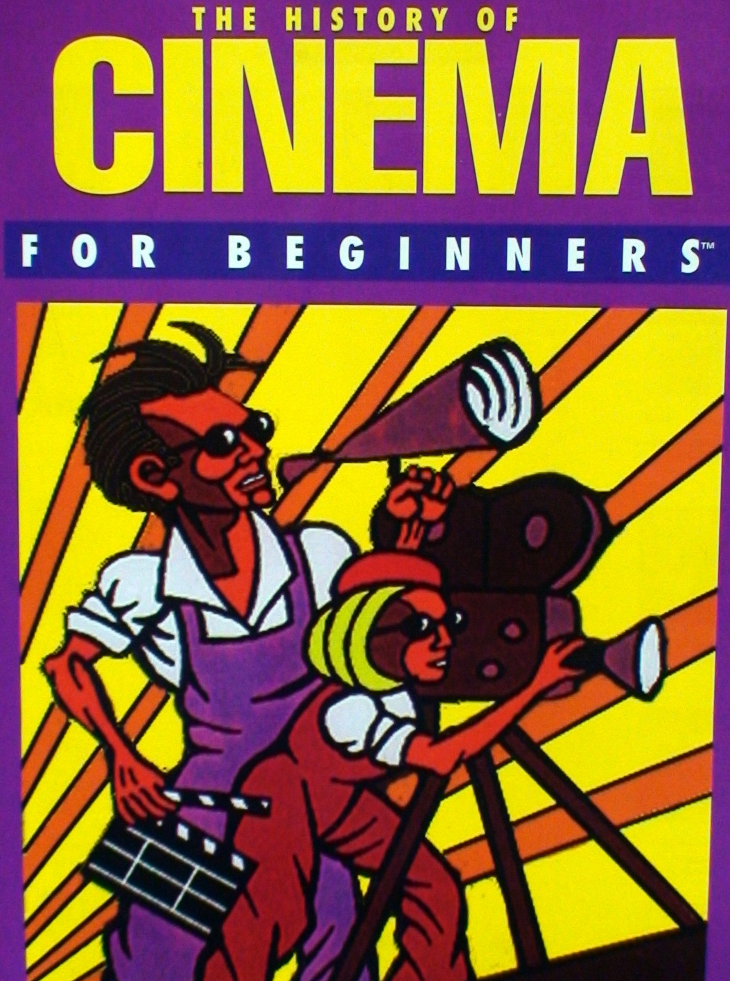 The History of Cinema for Beginners