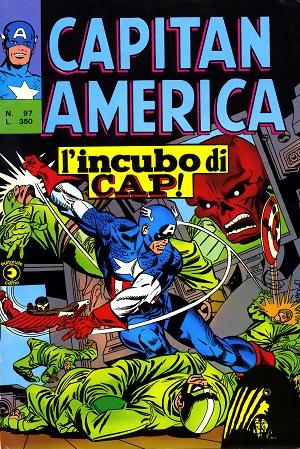 Capitan America n. 97