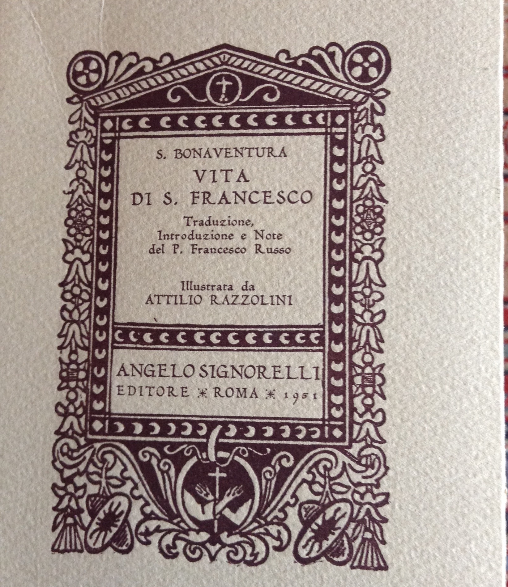 Vita di S.Francesco