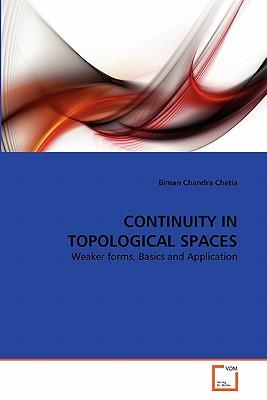 CONTINUITY IN TOPOLOGICAL SPACES