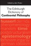 The Edinburgh dictionary of continental philosophy