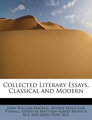 Collected Literary E...