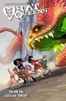 Rat Queens, Vol. 1