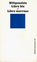 Libro blu e Libro marrone