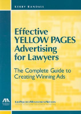 Effective Yellow Pages Advertising for Lawyers