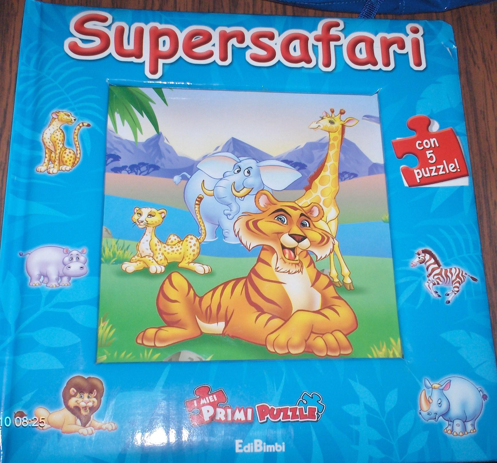 Supersafari
