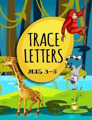 Trace Letters Ages 3...