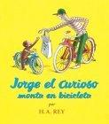 Jorge el Curioso Monta en Bicicleta