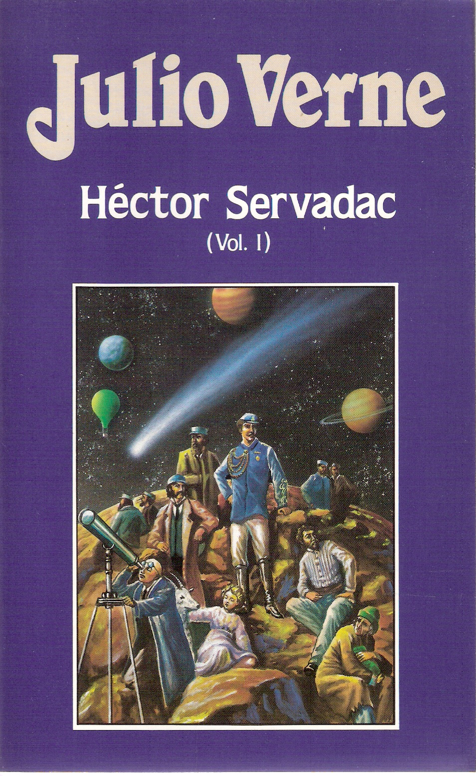 Héctor Servadac I