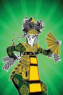 Balinese Dancer Notebook