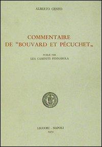 Commentaire de «Bouvard et Pécuchet»