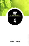 MP: The Manhattan Projects, Vol. 4
