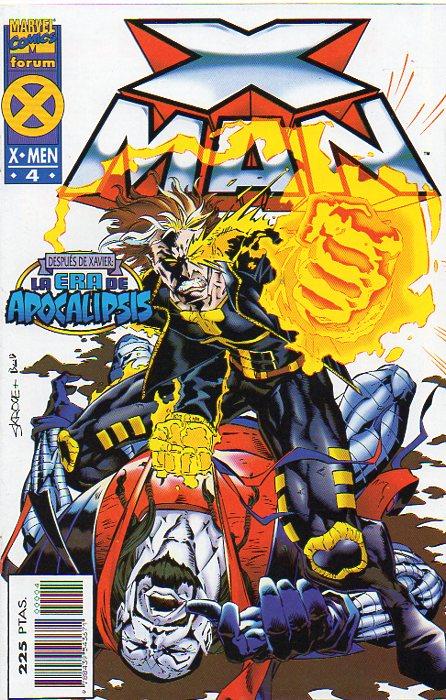 X-Man Vol.1 #4 (de 4)