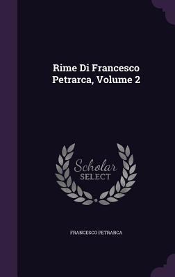Rime Di Francesco Pe...