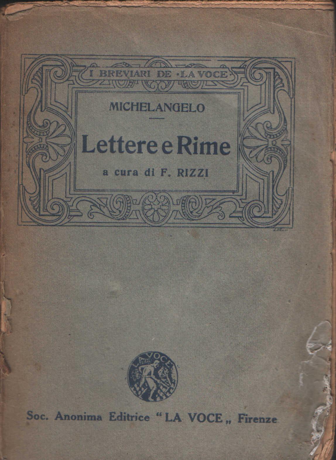Dalle Lettere e dalle rime