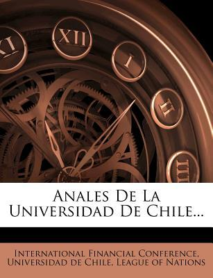 Anales de La Universidad de Chile.