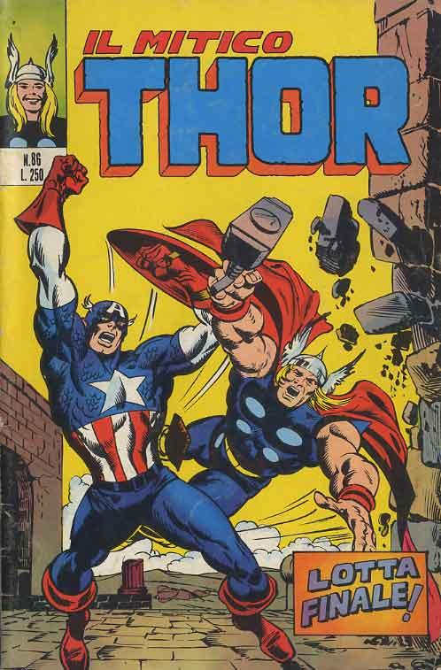 Il Mitico Thor n. 86