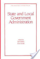 State Local Government Administration