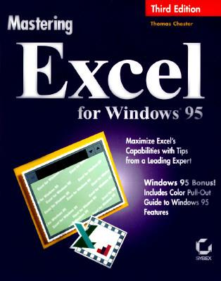 Mastering Excel for Windows 95