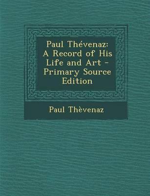 Paul Thevenaz