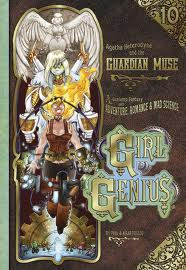 GIRL GENIUS HC VOL 10 AGATHA H & GUARDIAN MUSE