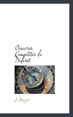 Oeuvres Compl Tes de Diderot