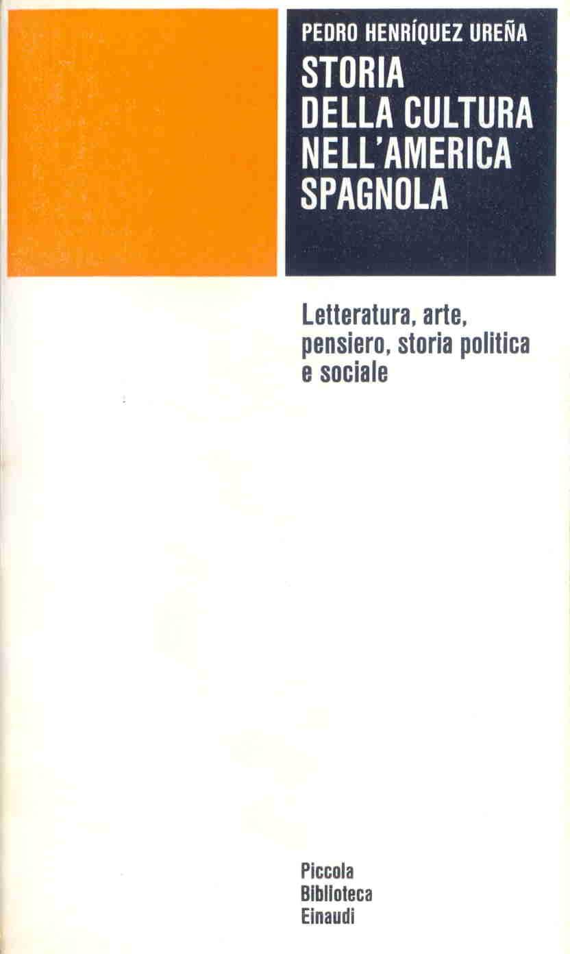 Storia della cultura nell'America spagnola
