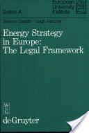 Energy Strategy in Europe